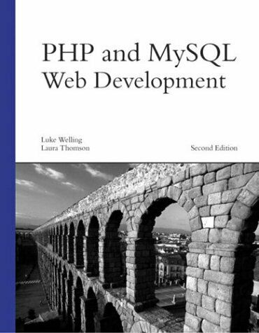 PHP and MySQL Web Development Compact Disc Laura Thomson