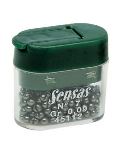 Sensas Green Lead Shot ALL SIZES | eBay