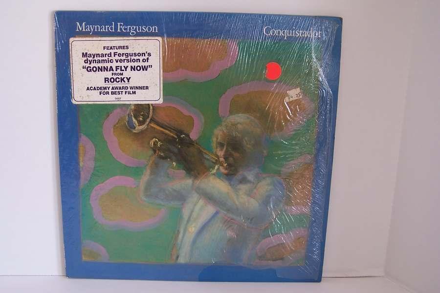 Maynard Ferguson - Conquistador Vinyl LP Record Album P