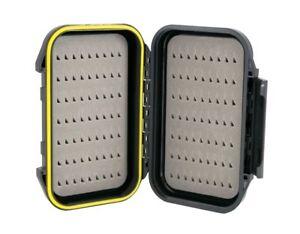 Fly-Box-Water-Resistant-W-Tear-Drop-Foam-Medium-Size-Great-Pocket-Box-1205N