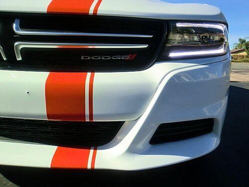 2018 Dodge Charger MOPAR Style Racing Vinyl Stripe Graphic Decal Sticker 18 CUT
