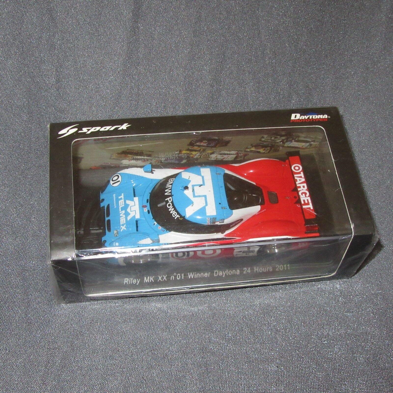 874E Spark 43DA11 Riley MK   01 Winner 24 24 24 H Daytona 2011 TM 1 43  varios tamaños