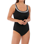 Fantasie-MULTI-San-Remo-Scoop-Back-One-Piece-Swimsuit-US-38DDD-UK-38E miniature 2