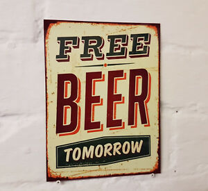 Budweiser beer METAL SIGN 2 Sizes Available ideal for pub bar Man Cave ..