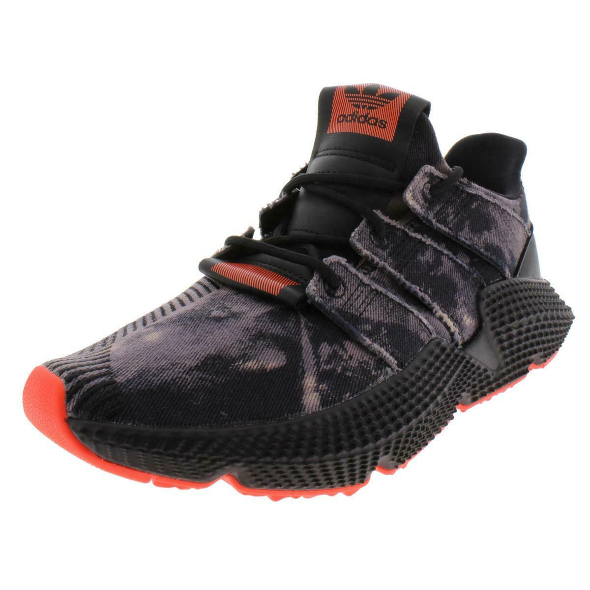 Adidas Originals Mens Prophere Denim Running Athletic shoes Sneakers BHFO 3792