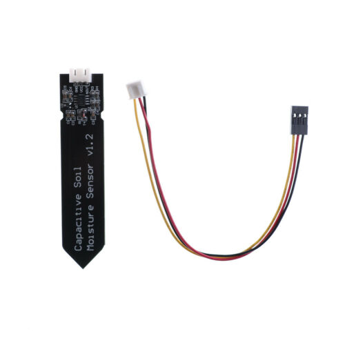 Analog Capacitive Soil Moisture Sensor V1.2 Corrosion Resistant With Wire Sl