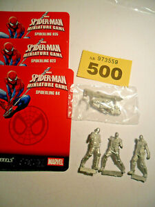 Knight Models Marvel Miniatures Jeux Spiderling Minions Spiderman Foe Y500