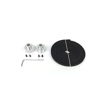 GT3 Pulley & Timing Belt Kits - RepRap 3D Printers CNC V-Slot