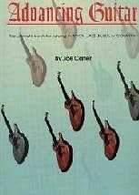 Sensible Advancing Guitare Carter-afficher Le Titre D'origine