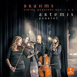 Artemis-Quartet-Brahms-String-Quartets-Nos-1-and-3-CD