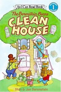 The-Berenstain-Bears-Clean-House-I-Can-Read-Level-1-by-Stan-Berenstain-Jan-Be