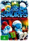 The Smurfs a Christmas Carol DVD Postage Within Australia Region 4