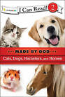Cats, Dogs, Hamsters, and Horses by Zondervan Publishing (Paperback, 2010)