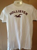 Hollister T-shirt White Size Large