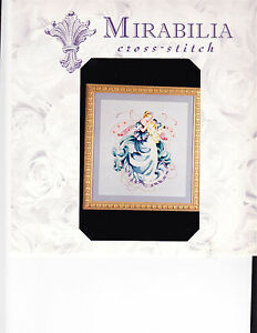 MD-Mirabilia-Nora-Corbett-cross-stitch-pattern-Enchanted-Dreamer-MD-43-OOP-USA