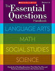 The Essential Questions Handbook by Scholastic Teaching Resources (Paperback / softback, 2011)
