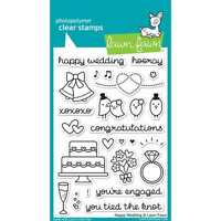 Lawn Fawn Let's Roll Clear Stamp Set Lf606 Craft Supplies