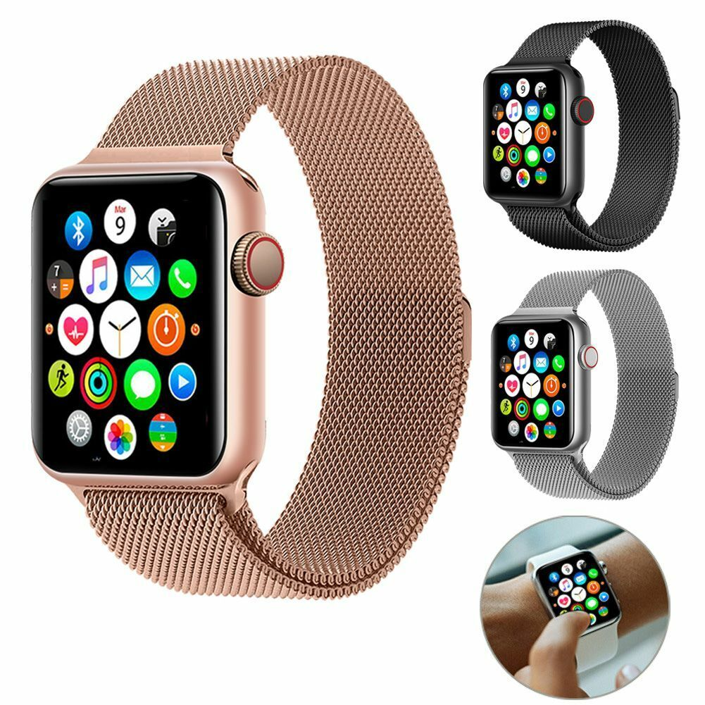 2020 Smart Watch Heart Rate Monitor Fitness Tracker Wristband for iPhone Android Featured fitness for heart iphone monitor rate smart tracker watch wristband