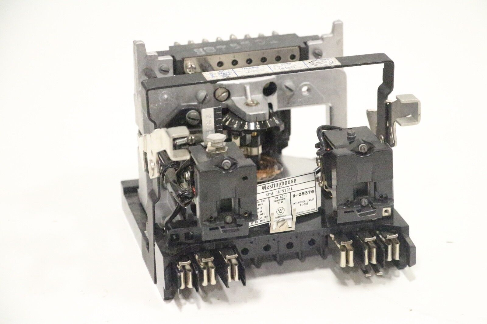Westinghouse 1875301A Type CO-11 OverCurrent Relay 4-12Amps