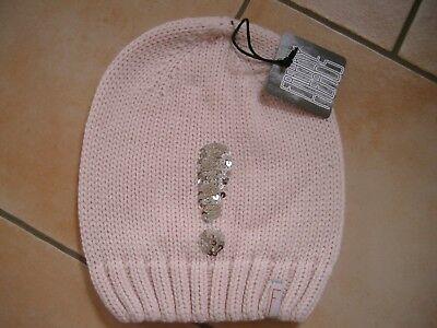 (b) Grob A Maglia Berretto Freaky Testa Beanie Inverno Cappello Paillettes Punto Esclamativo-mostra Il Titolo Originale