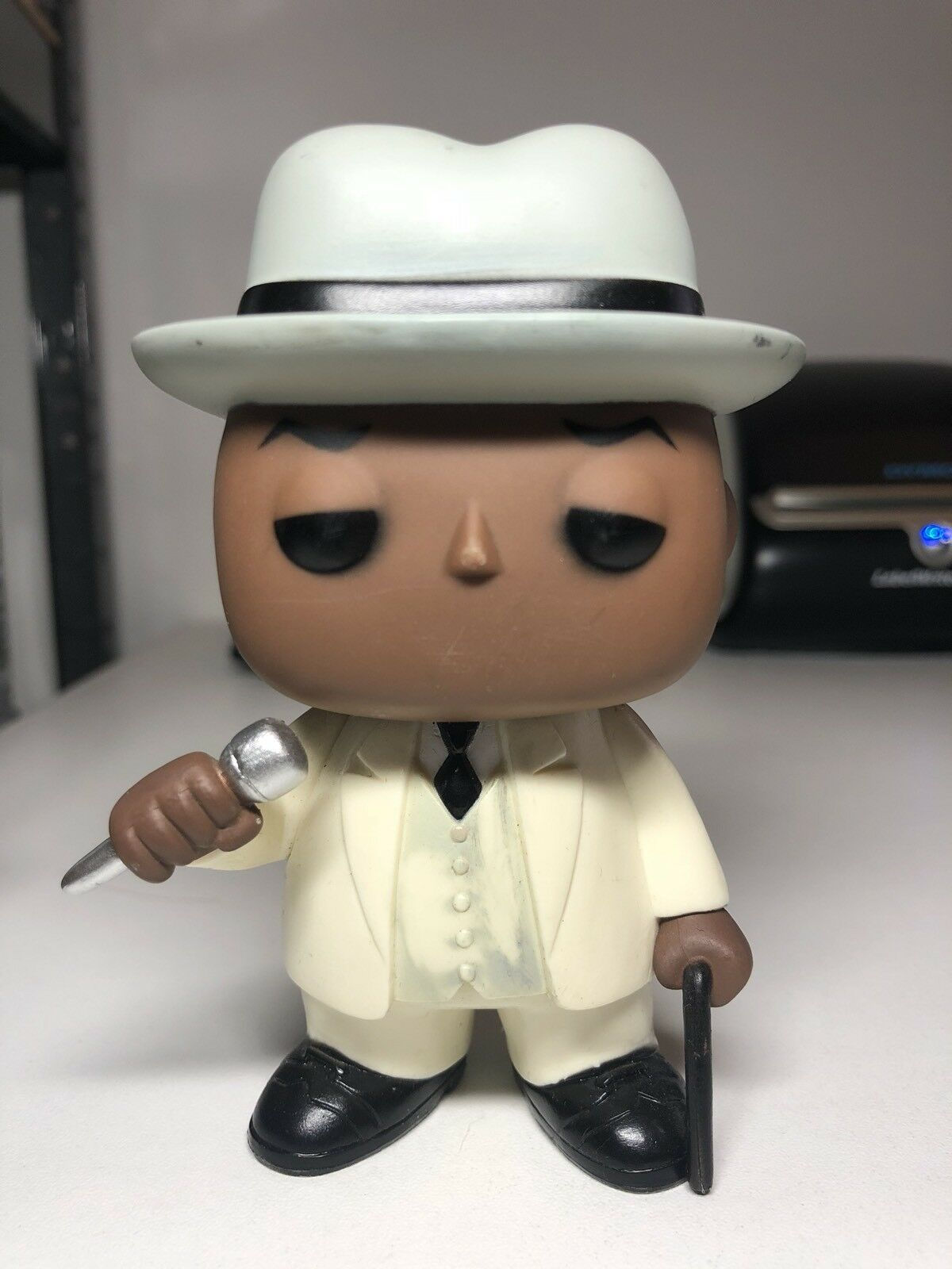 Funko POP Rocks THE NOTORIOUS BIG  18 Vinyl figure Vaulted Rare pop NO BOX