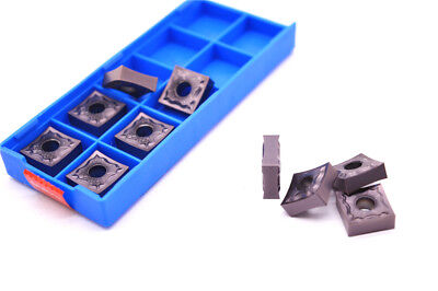 10pc SNMG120404-HA PC9030 carbide inserts SNMG431 turning cutter blade Insert