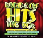Decade of Hits: The 20's [Box] by Various Artists (CD, Feb-2014, 3 Discs, Dynamic Nostalgia)