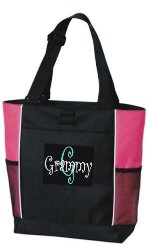 Tote  Bag GRANDMA GRAMMY MIMI NANA TEACHER GYM SPORT GIFT FOR GRANDMOTHER