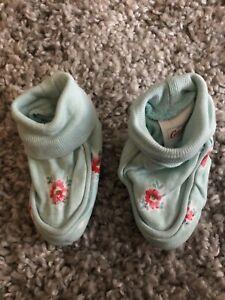 Cath Kidston Baby Girls Turquoise Soft