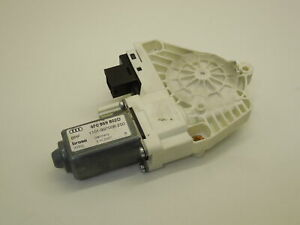 Audi-A6-C6-A5-8T-Front-OS-Right-Electric-Window-Motor-4F0959802D
