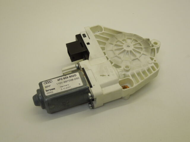Audi A6 C6 A5 8T Front OS Right Electric Window Motor	 4F0959802D