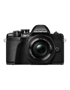 NEW-Olympus-OM-D-E-M10-Mark-III-with-14-42mm-Lens-Black