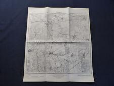 Landkarte Meßtischblatt 3949 Schlepzig im Spreewald, Leibsch, Kuschkow, 1936