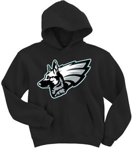 online retailer c6226 6aa7c Details about Philadelphia Eagles Super Bowl Underdogs German Shephard  Hooded SWEATSHIRT