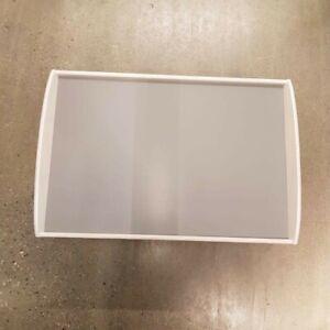 Ikea Plateau De Lit Petit Dejeuner Table D Ordinateur Portable Genou Blanc Ebay
