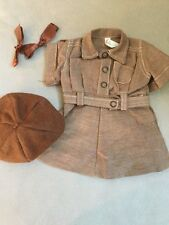 Terri  Lee doll clothing Brownie Scout Uniform tagged