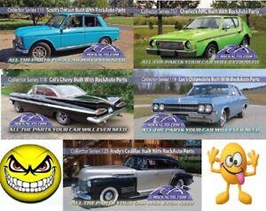 Rockauto Collector Car Magnets 116 117 118 119 120 Ebay