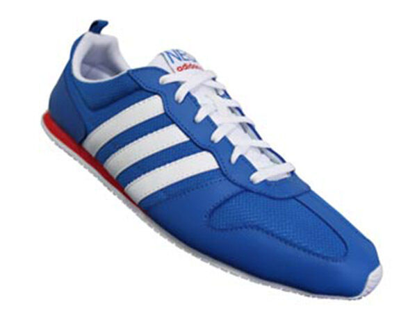 UK SIZE 6.5 - ADIDAS RUNNEO SLIM SOLE CASUAL UNISEX TRAINERS - ROYAL Cheap and beautiful fashion