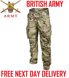 Pantalon-Estilo-PCS-Ejercito-Britanico-MTP-Camuflaje-Multicam-Combate-Milicia-Cargo