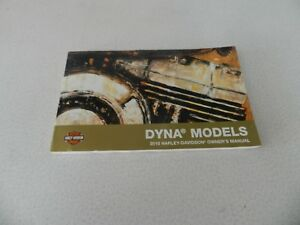 Harley-Davidson-2010-Dyna-Owners-Manual