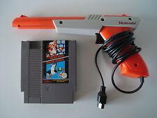 Pistolet Zapper + Duck Hunt + Super Mario Bros sur NES !!!!!