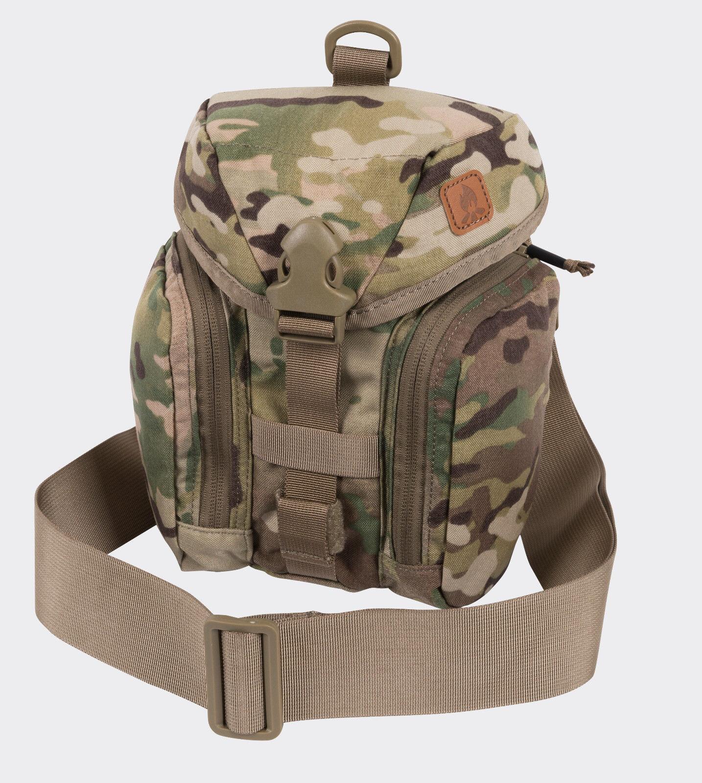 Helikon Tex ESSENTIAL KITBag BUSHCRAFT OUTDOOR Umhängetasche Bag Tasche Multicam