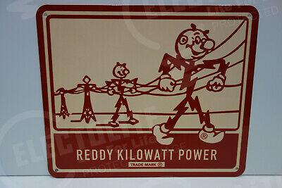 Reddy Kilowatt OPEN PENNIES A DAY Power Electric Light Company ELECTRICIAN GIFT
