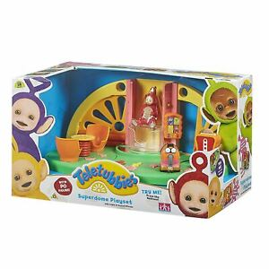Teletubbies-Superdome-Playset-Toy-with-Po-Figure