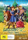 Legends Of Oz - Dorothy's Return (DVD, 2014)