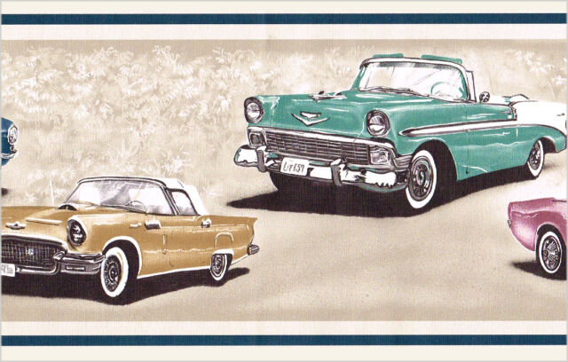 A0 A1 Vintage Classic Ford Mustang Muscle Car Large Poster Wall Art Print