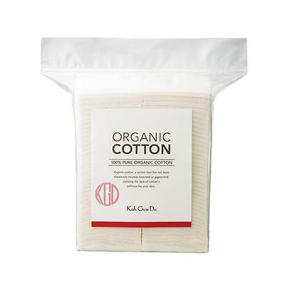 Koh Gen Do Organic Cotton 80 sheets for Skin Care Kohgendo from Japan