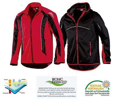 Top Da Uomo Softshell-giacca Bicicletta Sport Ciclismo Vento Repellente-radjacke Jacke Sports Radsport Windabweisend It-it