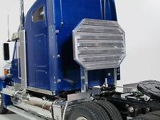 Aluminum Rear Headache back Rack Mount Plate for Tamiya 1/14 Semi King Hauler