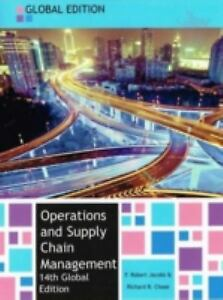 Details about Operations and Supply Chain Management by NA